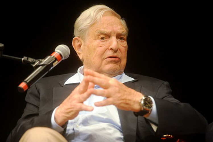 How Soros trains CEOs to get with the globalism program