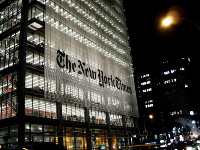 With Oct. 4 Op-Ed, NY Times declares war on 1st Amendment