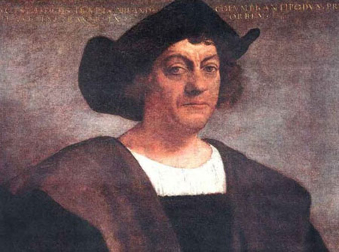 Happy Columbus Day – or is it Indigenous Peoples' Day?