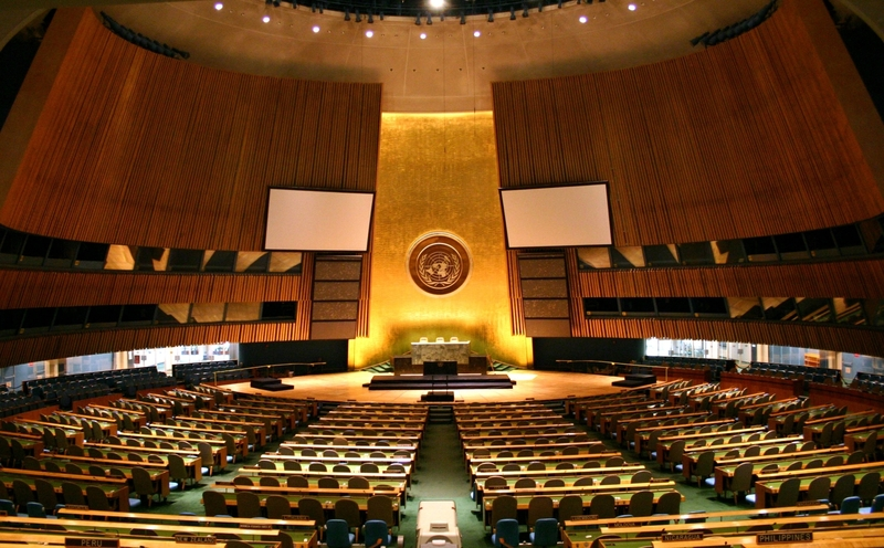Cash crunch at UN; China now 2nd largest contributor