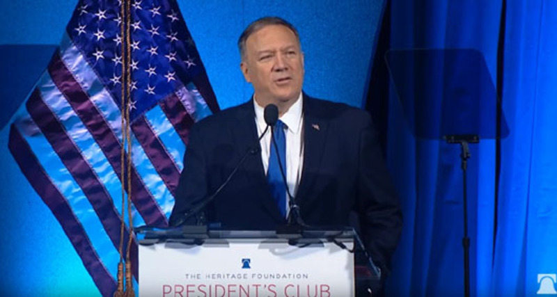 Pompeo helping 'countries see the world for what it is'