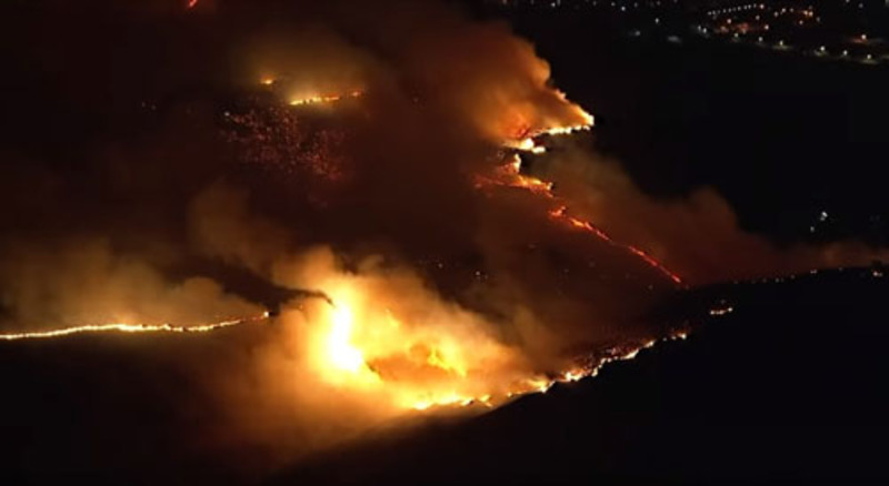 Blame for  California wildfires shifts to environmentalists