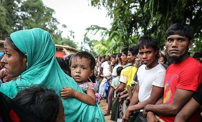 Rohingya still in Burma fact 'risk of renewed genocide'