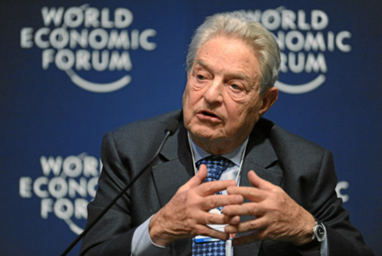 Soros reportedly colluded with 'whistleblower' on Ukraine