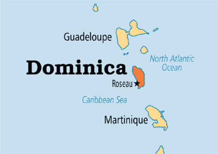 Tiny Dominica is China's spearhead for the Caribbean