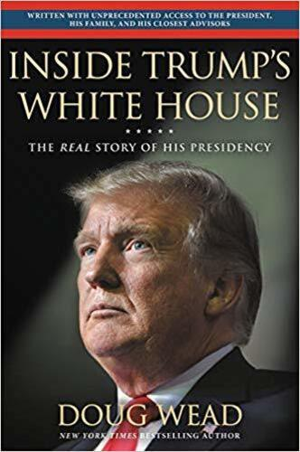 Death threats for author: Trump 'an outstanding president'