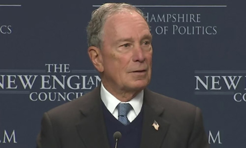 Bloomberg to his 2700 journalists: Investigate Trump, not Democrats
