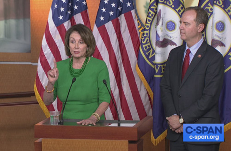 Censure being discussed as Democrats' escape clause