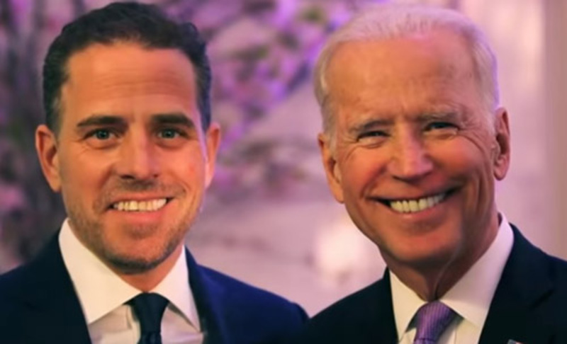 Documents from U.S. Navy and IRS shed light on Hunter Biden