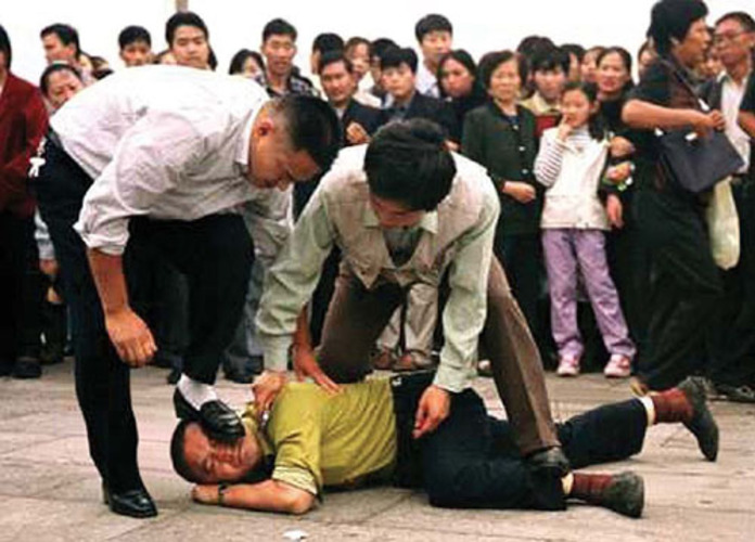 Norwegian library defies China on Falun Gong book