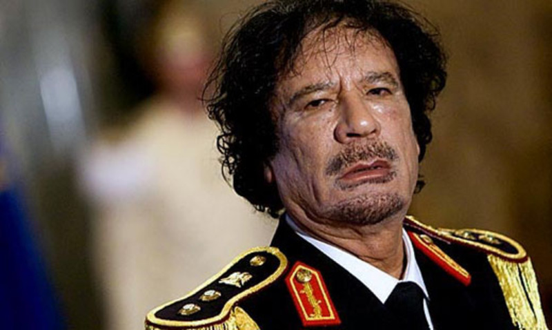 Clinton media on Gadhafi: 'We came, we saw, he died'
