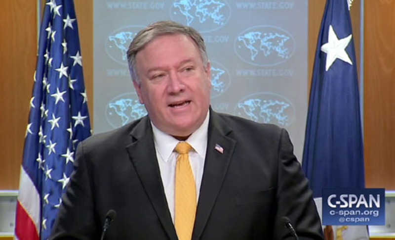 Pompeo: Targeting Soleimani marked new policy of deterrence