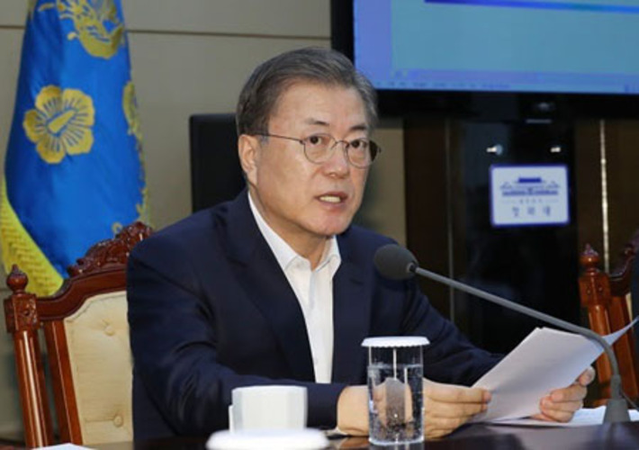 Seoul to South Koreans: 'Share the suffering' with China