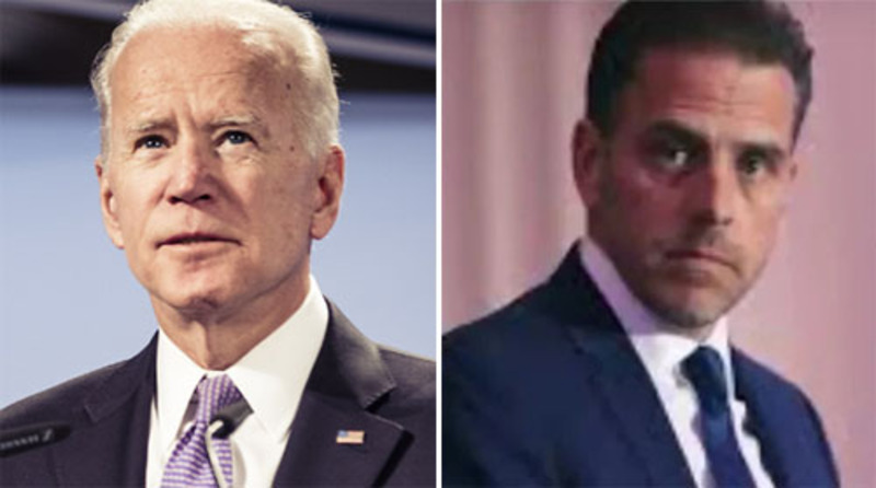 2 systems of justice? Snowballing evidence deflected by Biden