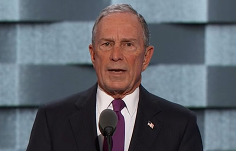 Weaponizing wealth: What Bloomberg is getting for his money