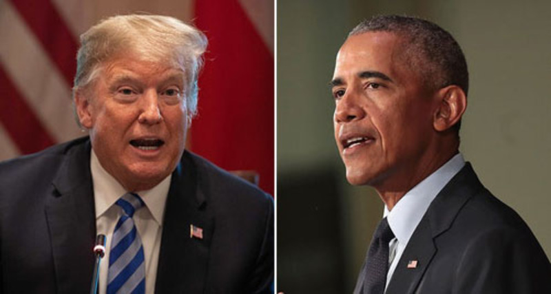 Gallup Poll backs Trump , not Obama, on economy