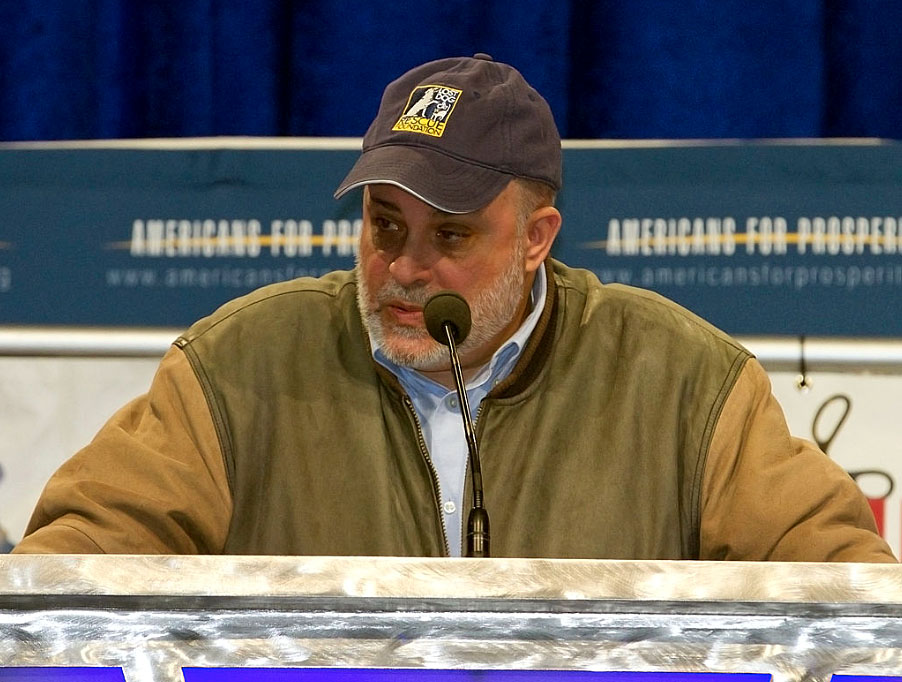 Radio's Levin levels anti-Trump senator who met Iran's Zarif
