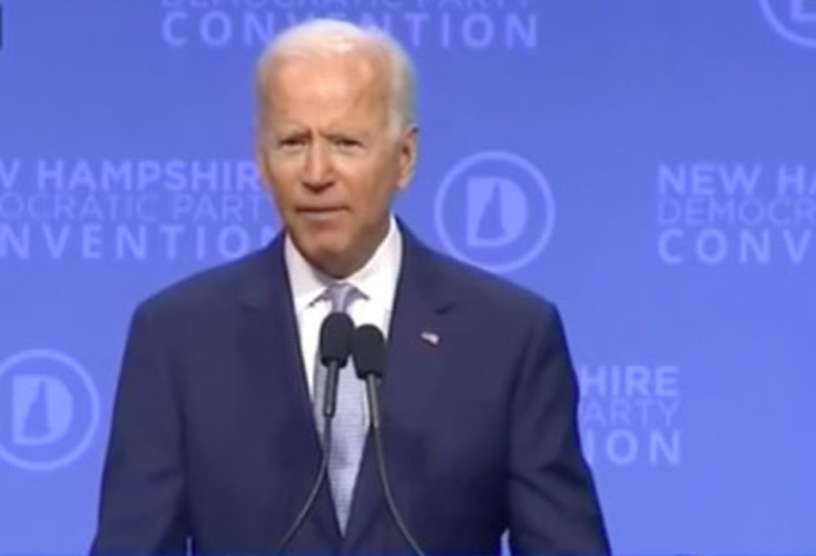 Out of Biden's mind:  Did climate deal with Deng Xiaoping?