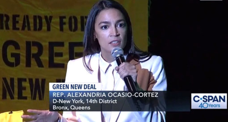 Green New Deal huge 'threat to jobs, prosperity'