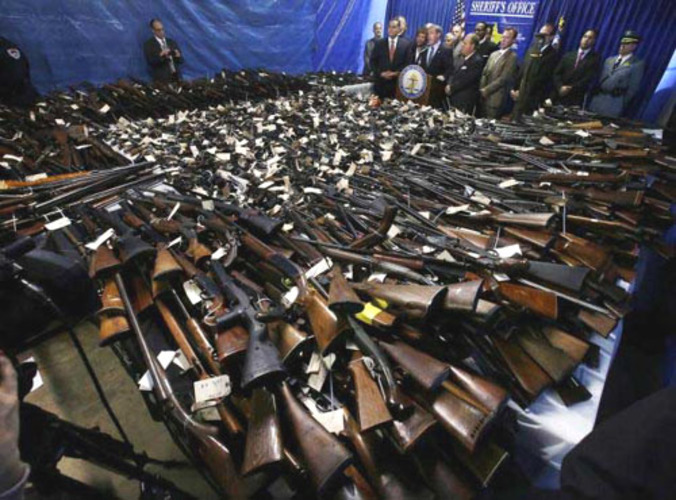 Remember when Dems said no one was coming for your guns?