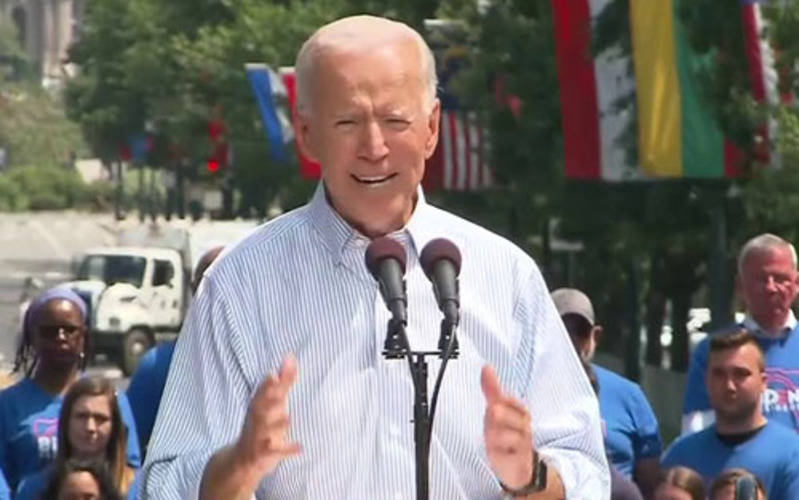 Limbaugh: Biden knows he can't mention Creator