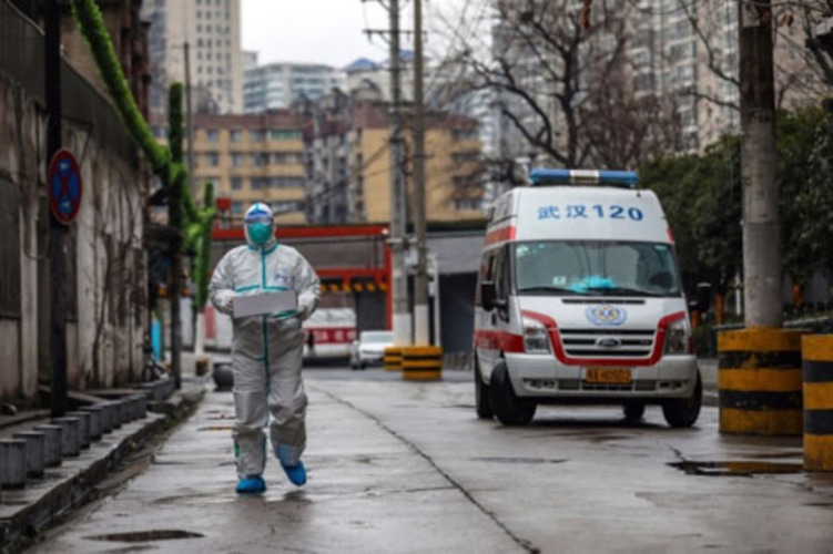 China's 'disinformation' on virus diverts  focus from secret  lab