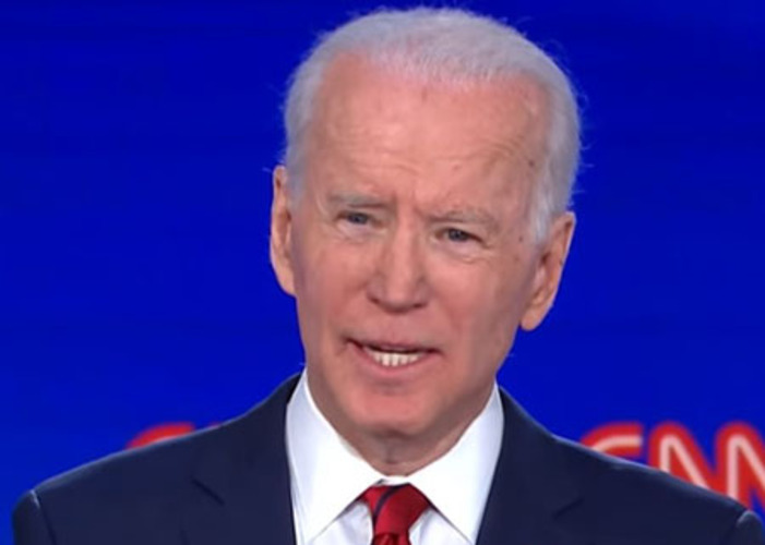 Biden on illegals: Coronavirus, crime? Not a problem