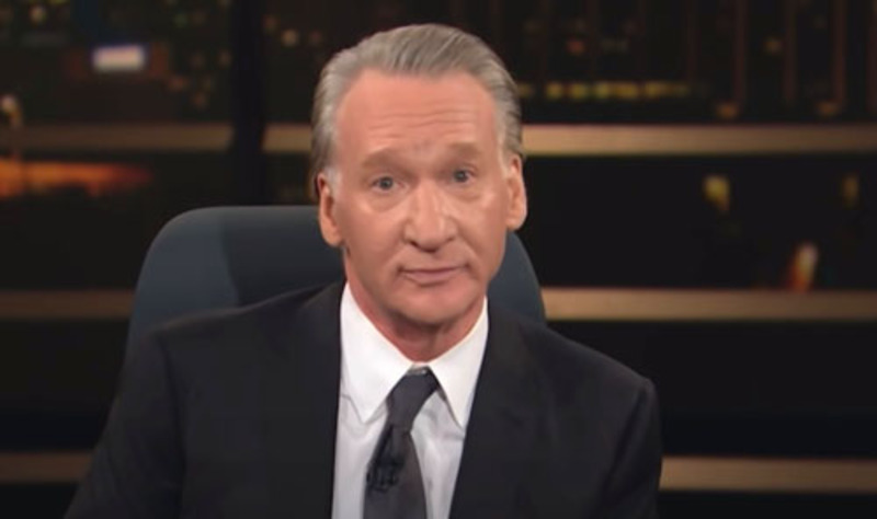 Bill Maher disgusted with media's 'panic porn'