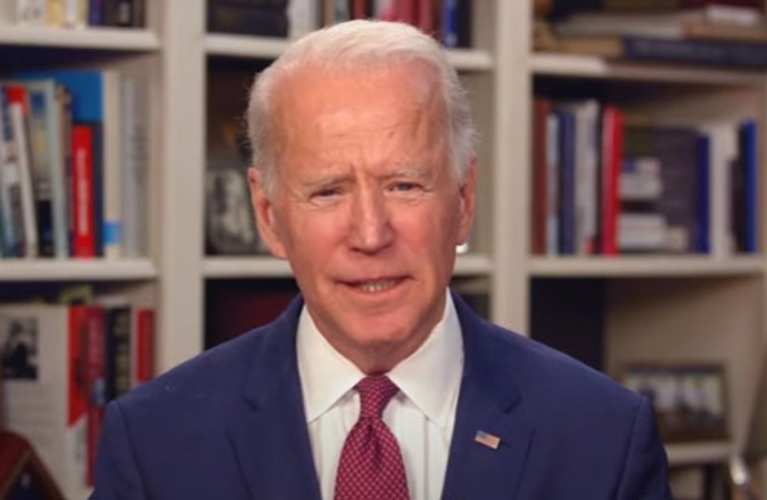 Senate Democrats silent as #DropOutBiden trends on Twitter