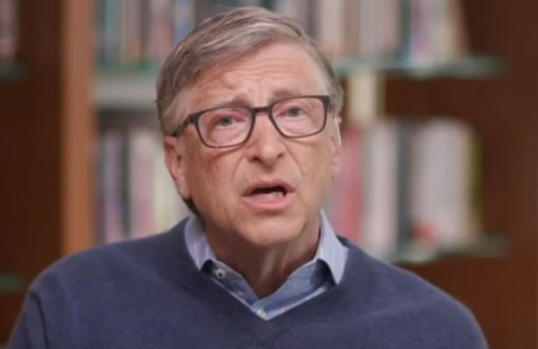 Bill Gates comments trumpeted by China's propaganda, media