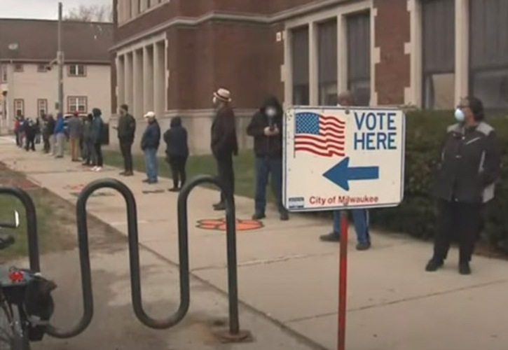 Wisconsin primary fails to prove necessity of vote-by-mail