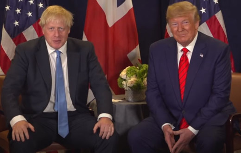 Brexit opens window of opportunity for Trump, UK