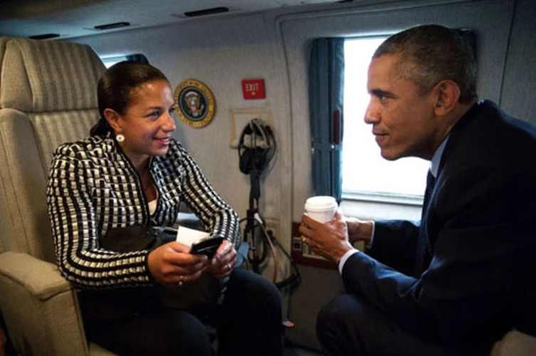 'CYA' memo by Rice instead implicated President Obama