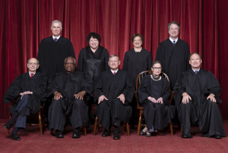 Did the Roberts Supreme Court just end Freedom of Religion?