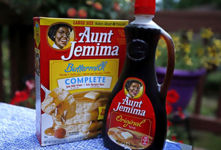 Aunt Jemima's descendants not happy about her being 'erased'