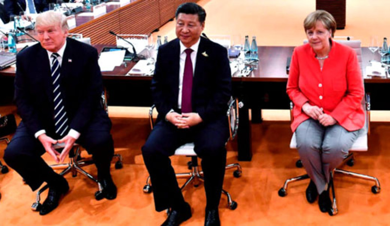 Germany caught in middle amid growing U.S.-China rift