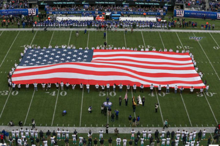 NFL reportedly schedules Black National Anthem