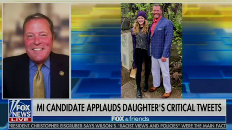 Former conservatives and their 'educated' daughters