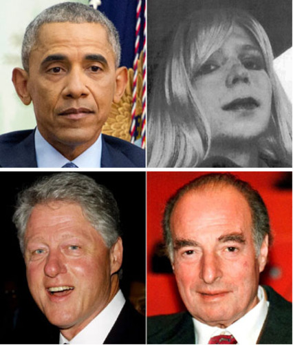 Roger Stone freed; Look who skated under Obama, Clinton