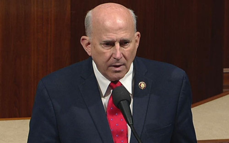 Gohmert calls for ban on Democratic Party for support of slavery