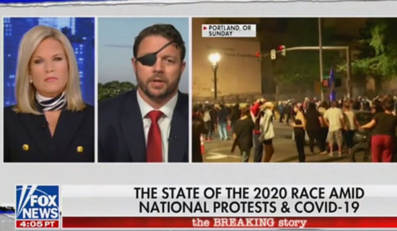 Crenshaw: 'Well-coordinated' riots holding America 'hostage'