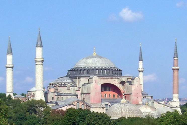 Erdogan sparks controversy with Hagia Sophia conversion