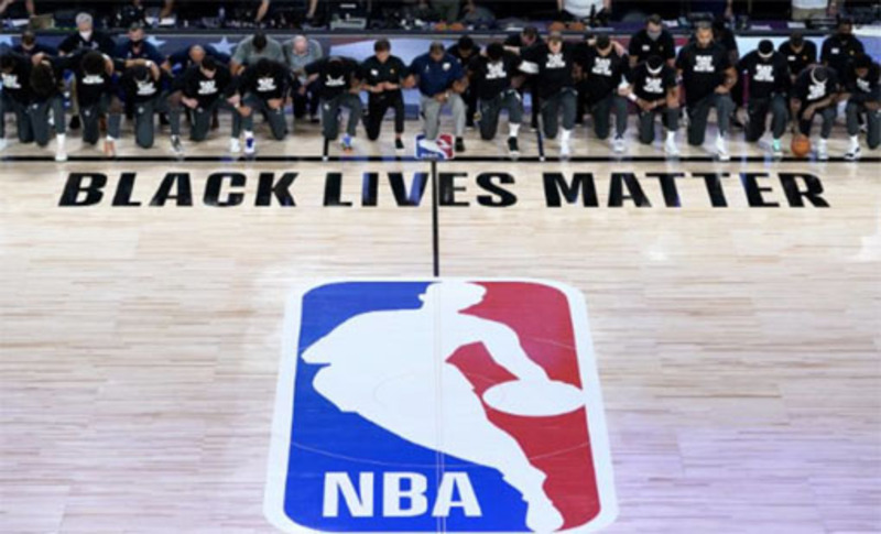 NBA losing out to Tucker Carlson in ratings game