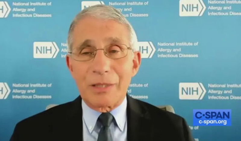 Fauci's prescription: Outlines plan to control humanity
