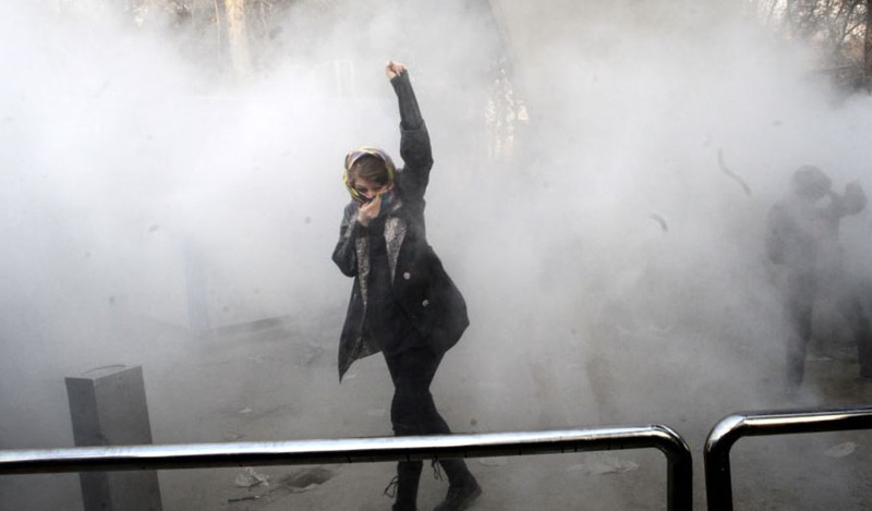 Iran targets citizen journalists for 'distorting reality'