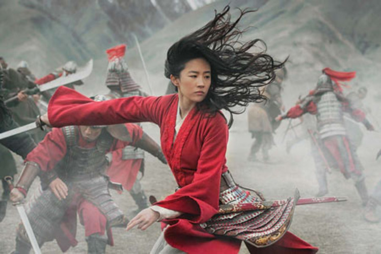 Mulan filmed near Uighur camp; Star backed crackdown
