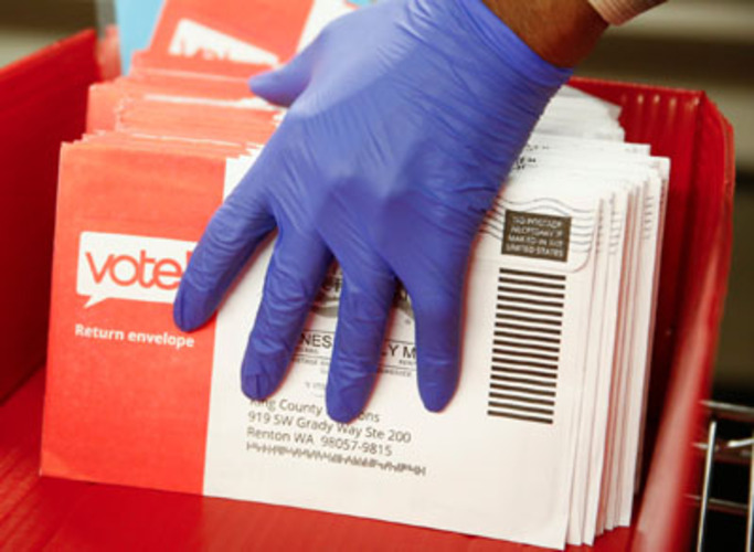 Postal Service gears up for mass mail-in votes