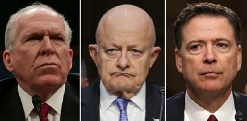 Subpoenas for Comey, Brennan approved by Senate panel