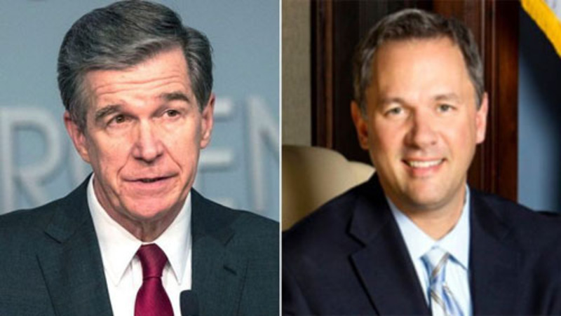 NC Democrats rebuked in effort to change election laws