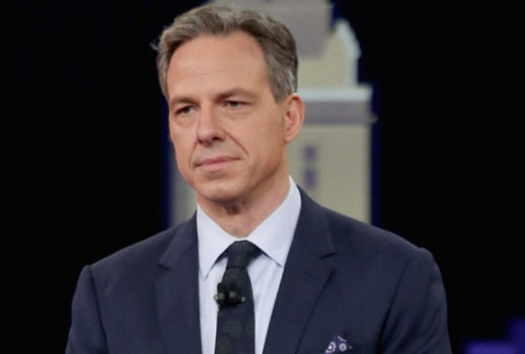 'Concept of gender': CNN's Tapper says women can't debate